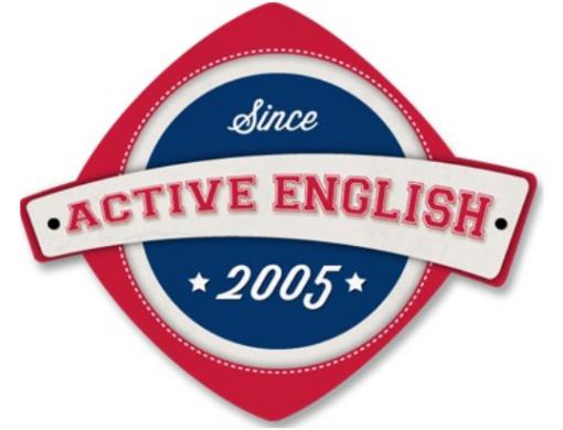 Active English Logo