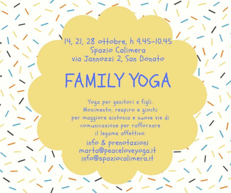 Yoga Family 2018